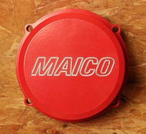 Maico Zündungsdeckel Rot